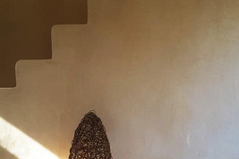 paredes sanas revestimientos naturales masias pisos locales comerciales defango bioconstruccion bioreforma cal yeso barro fango