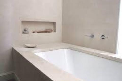 tadelakt en baño