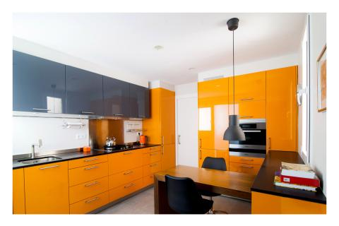 reforma cuina amb mobles Santos