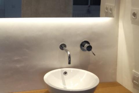 estuco baño reforma estuco pintura de cal humedades masia pintura natural defango reformas bioconstruccion ecoreforma