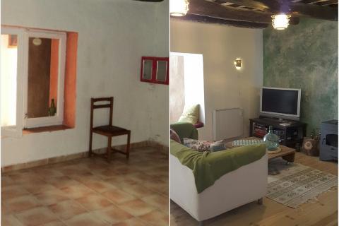abans i després del saló