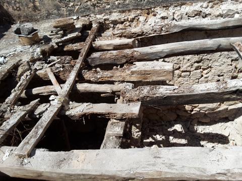 bioconstruccion bioreformas garraf defango reformas materiales naturales suelos techos vigas madera casadecampo