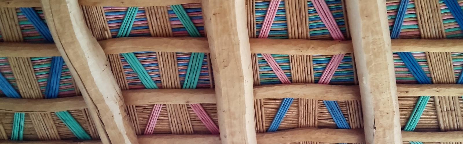 reforma bioconstruccion casa sana techos naturales defango